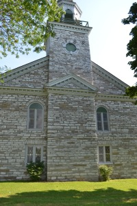 Stone Arabia, New York and the Old Stone Church